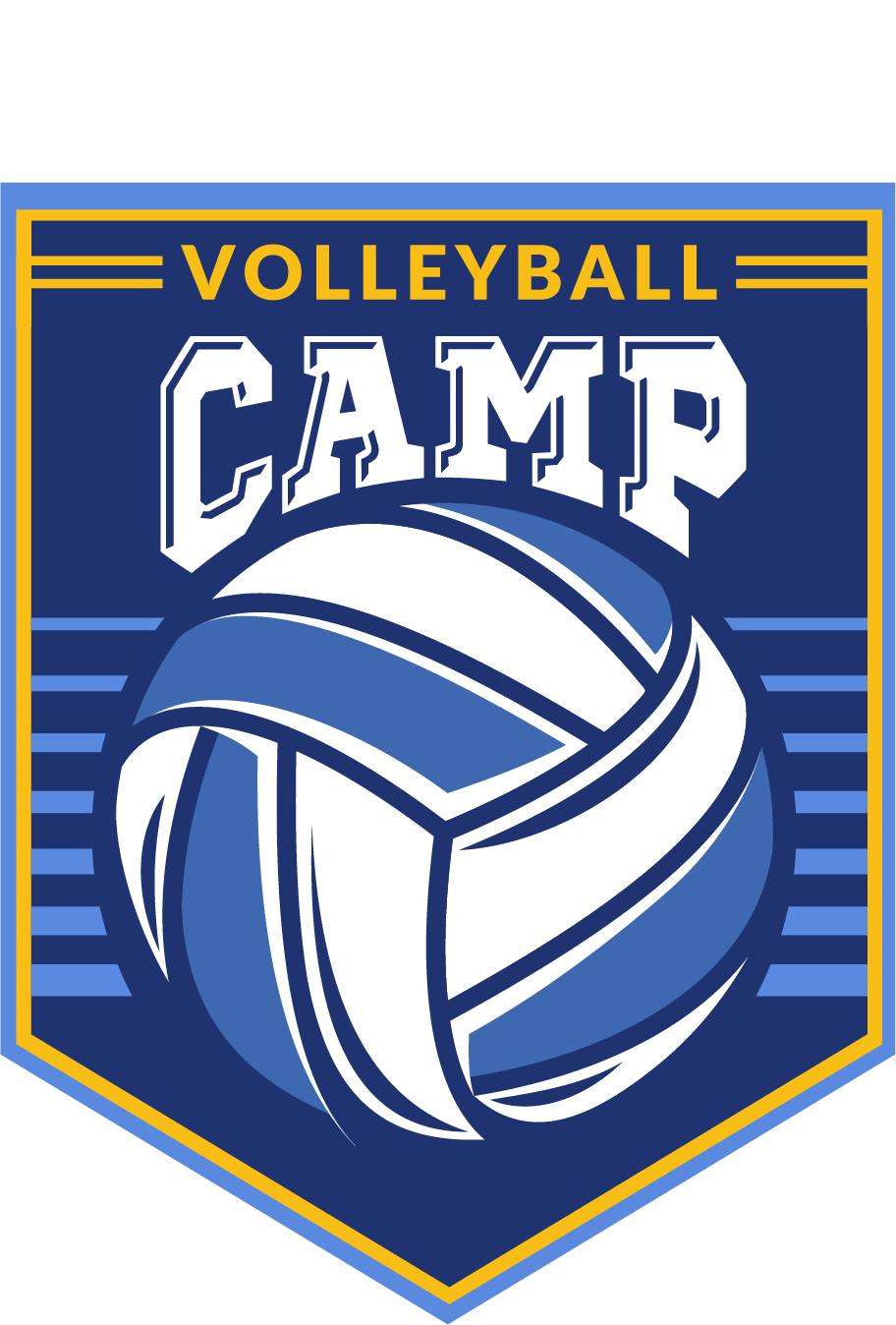 Caddo Parish District Attorney Volleyball Camp