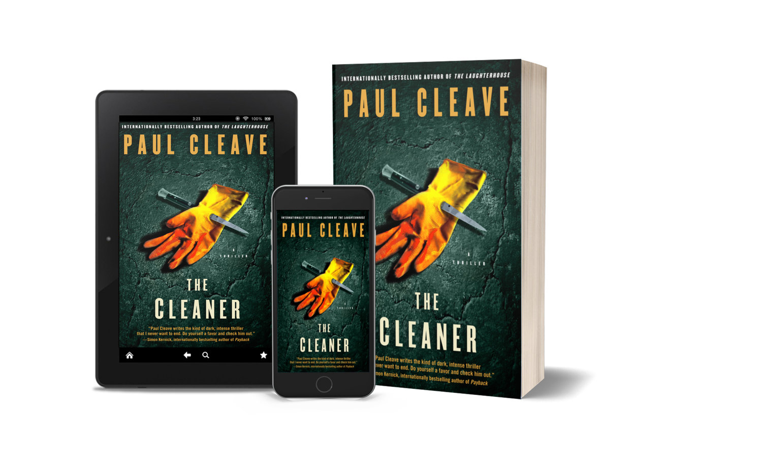 limited guantity best shoes reasonably priced Books — Paul Cleave
