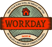 Workday, a ministry of RestoreOKC