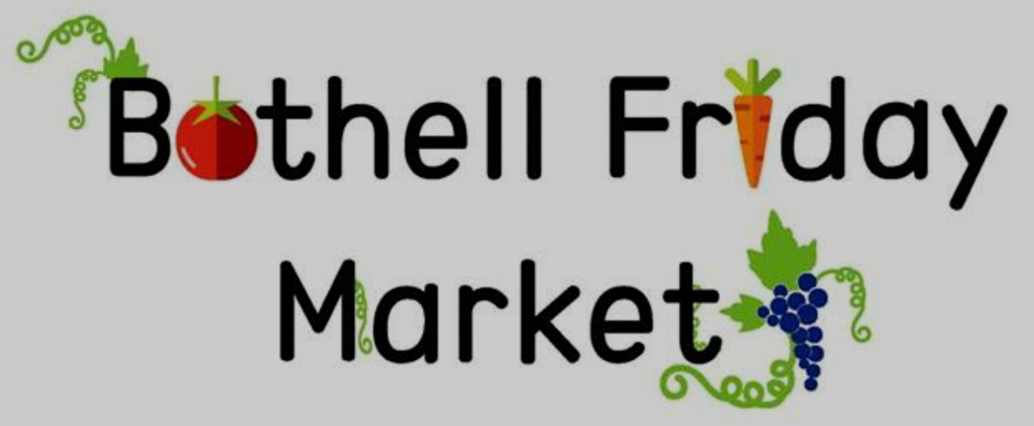 You're Invited ~ Bothell Friday Market!