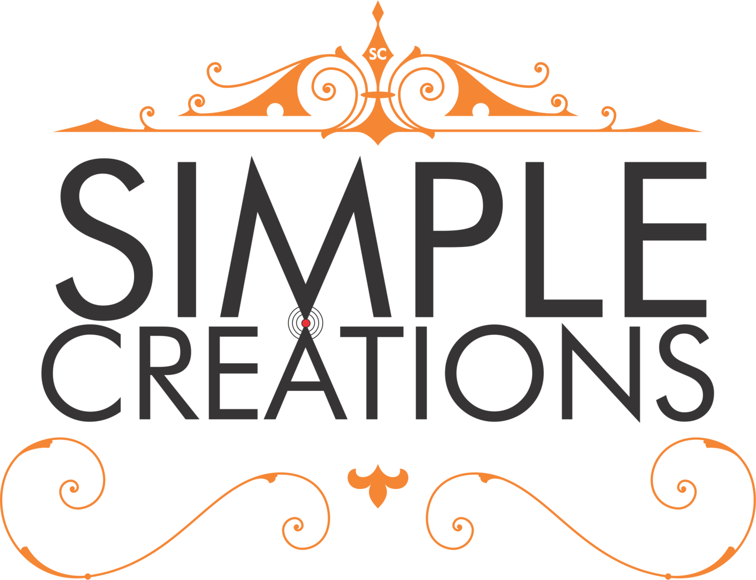 Simple Creations • Personalized Custom Handmade Crafts
