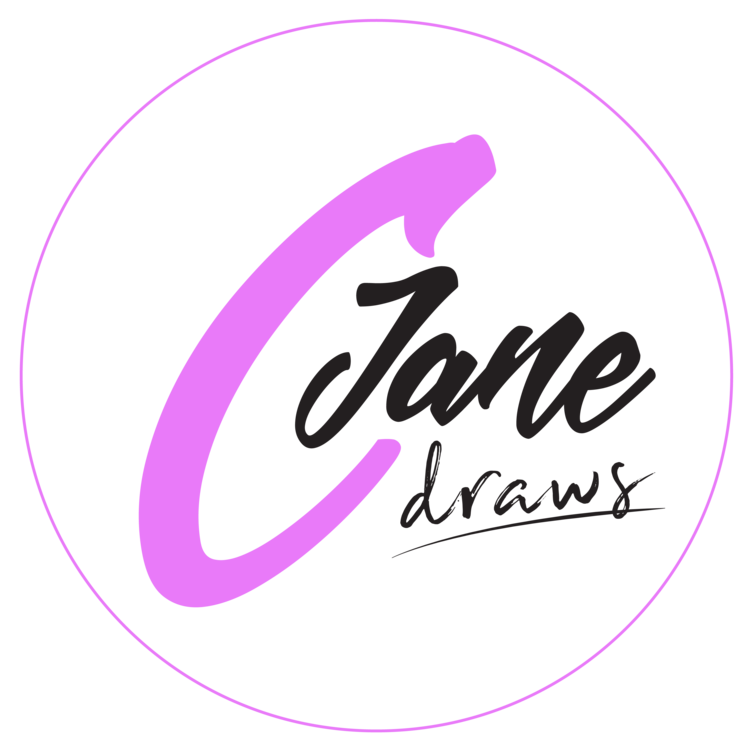 C. Jane Draws �