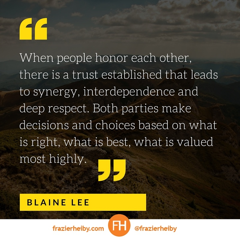 10 Quotes About Trust to Share With Your Team — FrazierHeiby