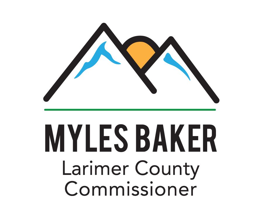 Myles Baker for Larimer County Commissioner