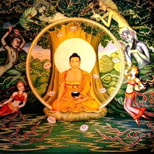 buddhaandmara
