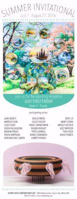 Sherry Leedy First Fridays