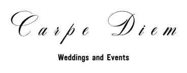 Carpe Diem Weddings & Events