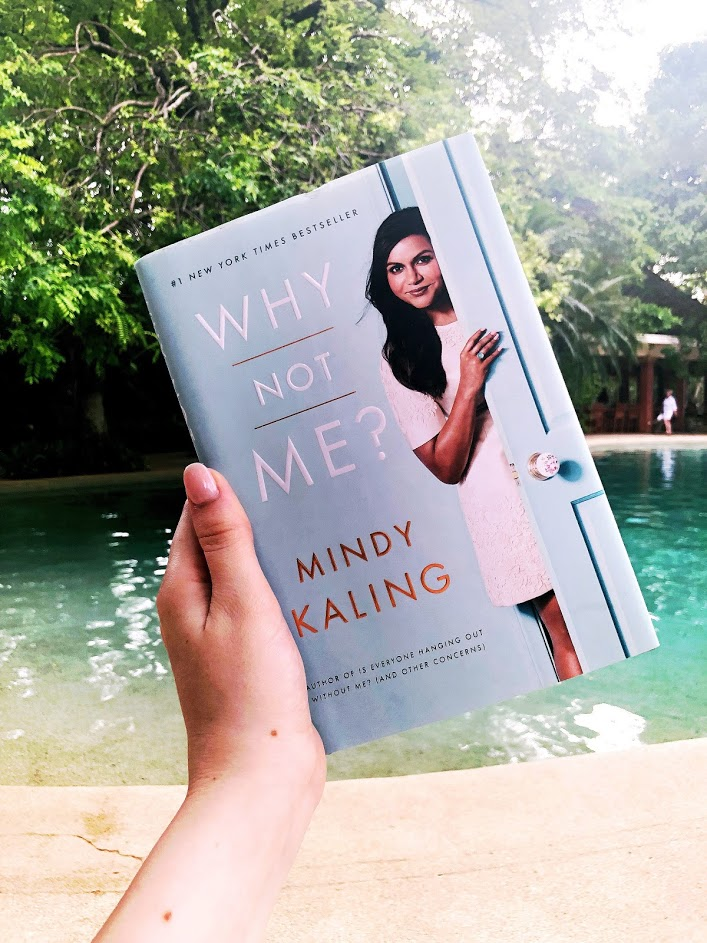 Read Review Why Not Me By Mindy Kaling Sassy In Stl