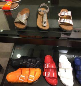 Travel Sandals, Adventures with Sarah