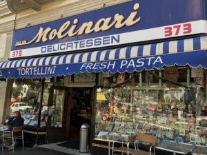 Molinari's Delicatessen, North Beach San Francisco