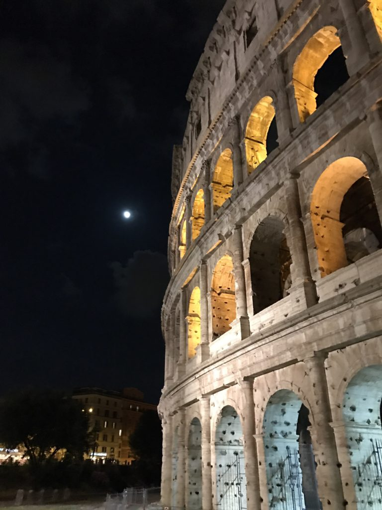 Guide to Rome, Colosseum