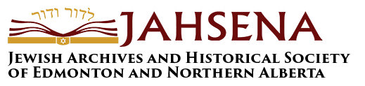Jewish Archives and Historical Society of Edmonton and Northern Alberta