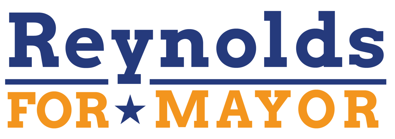 Tom Reynolds for Mayor of Braintree