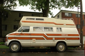 1981+Dodge+Ram+350+Royal+Frontier+Camper+Conversion+Van+RV.+-+3