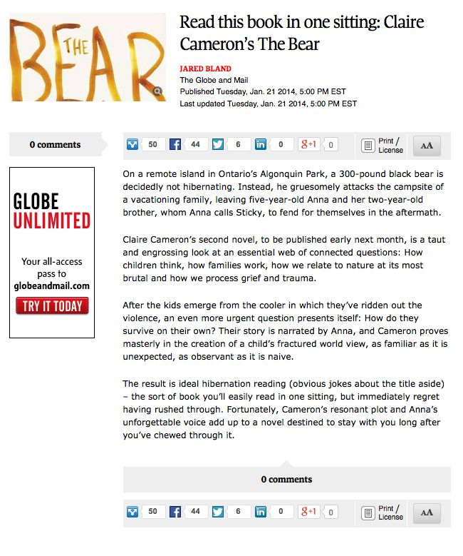 The-Bear-Review-Globe-and-Mail