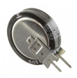 Super Capacitor – 1 Farad, 5 5V Through Hole — RF Diagnostics, LLC