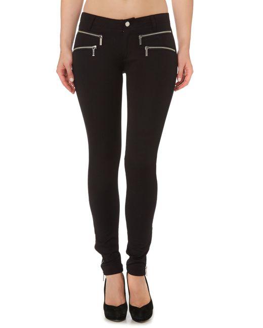michael-kors-black-rocker-zip-jeans-product-2-260008507-normal
