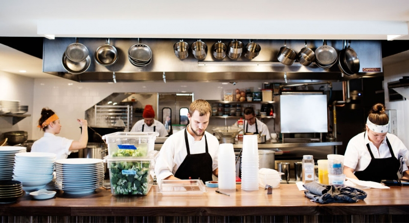 Restaurant Kitchen Design Insights The Fifteen Group