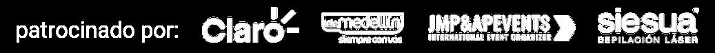 Sponsor Logo Banner - El Lobo En Medellin - Jordan Belfort