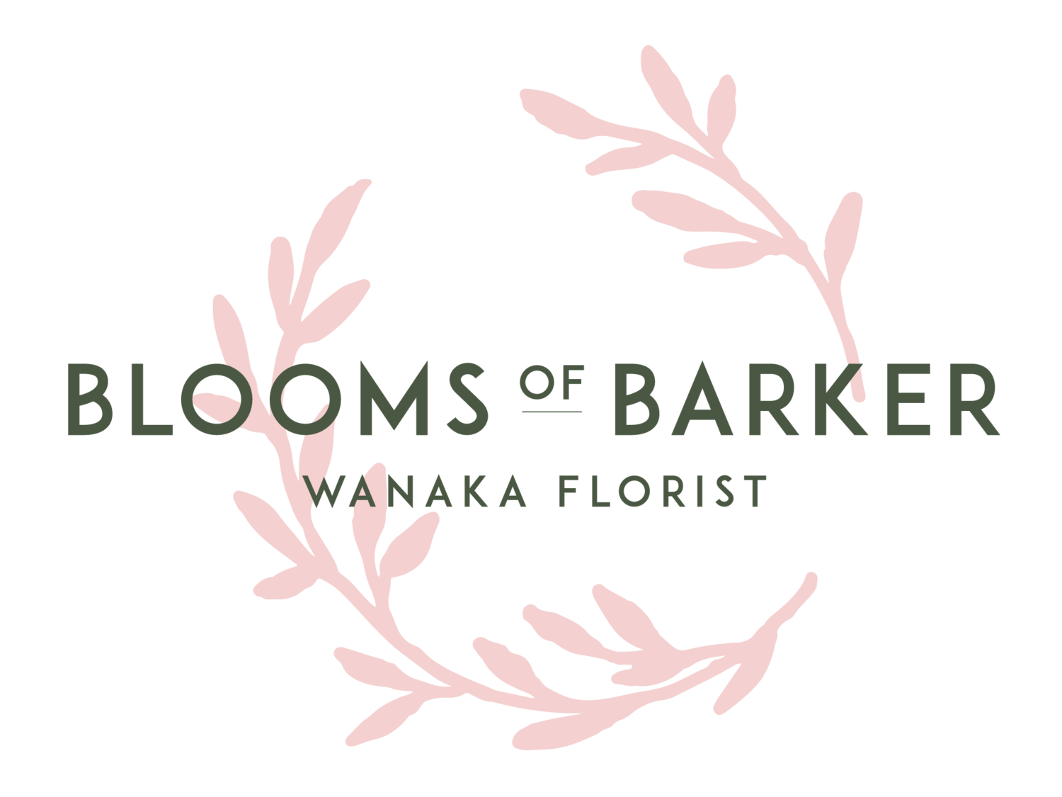 Blooms of Barker