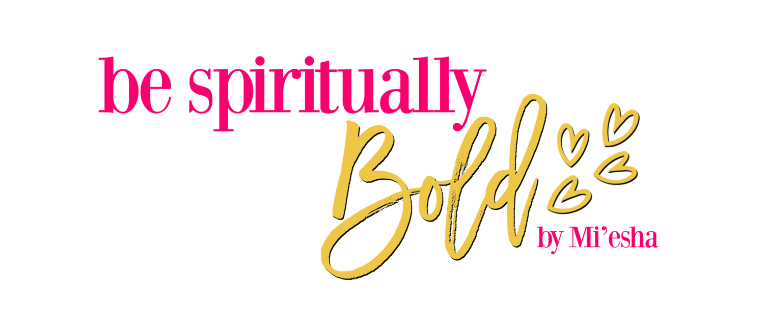 Be Spiritually Bold, LLC