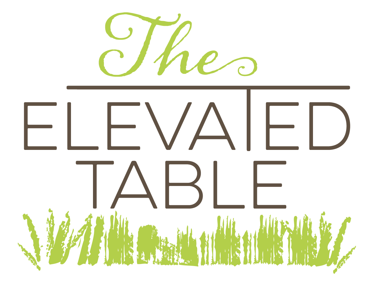 The Elevated Table
