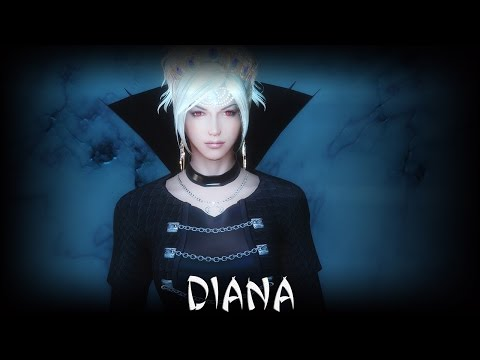 UPDATED! Generation Silent Series: Diana The Pure Blood