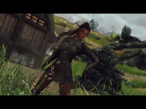 Generation Z Series: Imara Follower Blade Dancer Redguard