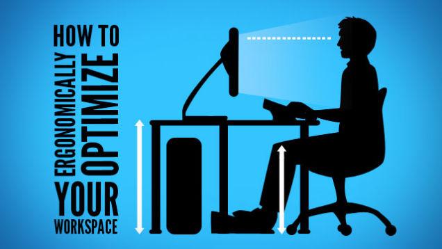 ergo workspace