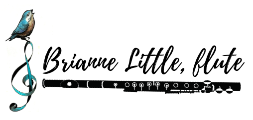 Brianne Little, flute