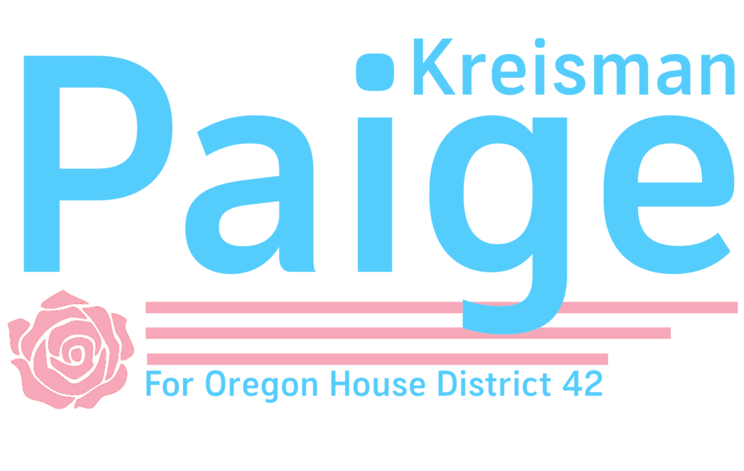 Paige Kreisman for Oregon House of Representatives District 42