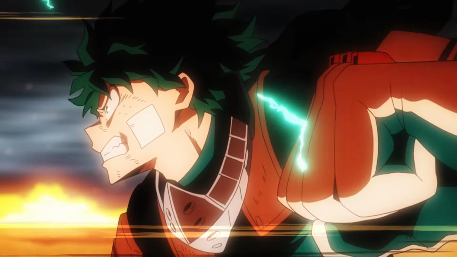 My Hero Academia Heroes Rising English Dub Trailer Released Mp3s And Npcs