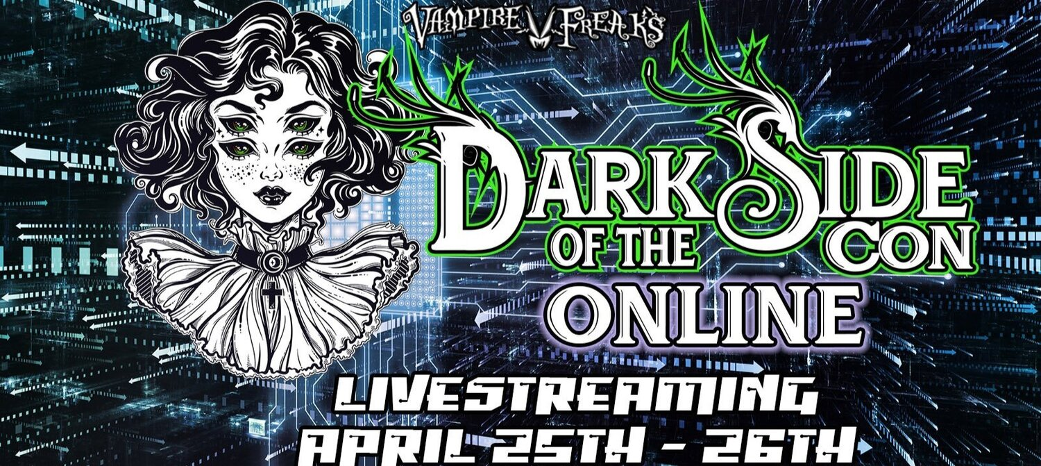 Dark Side Of The Con Online takes over this weekend