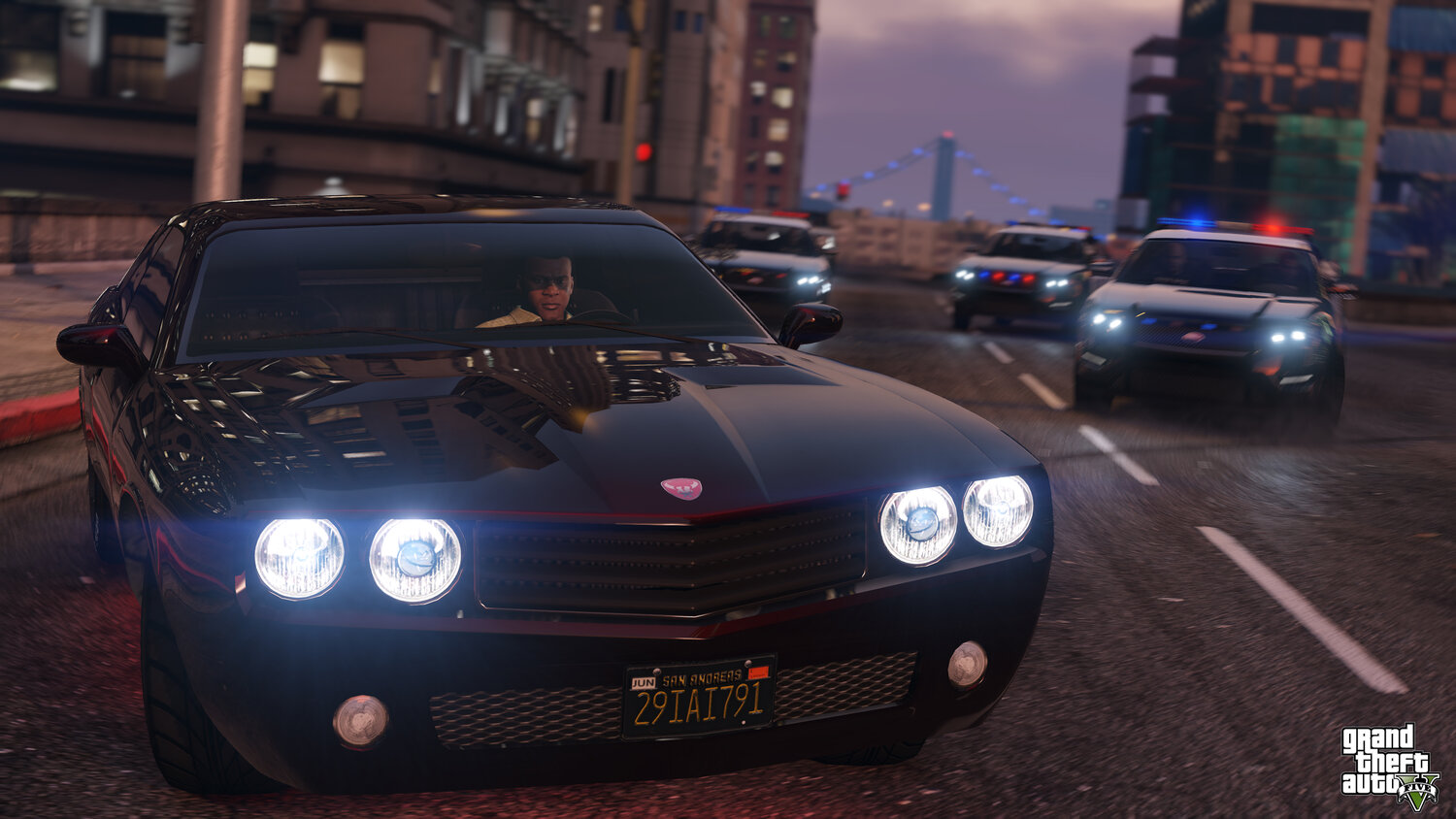 Grand Theft Auto V is free on the Epic Games Store