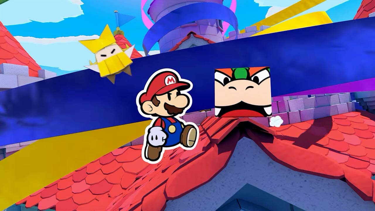 Paper Mario: The Origami King announced, set for July 17 release on Nintendo Switch