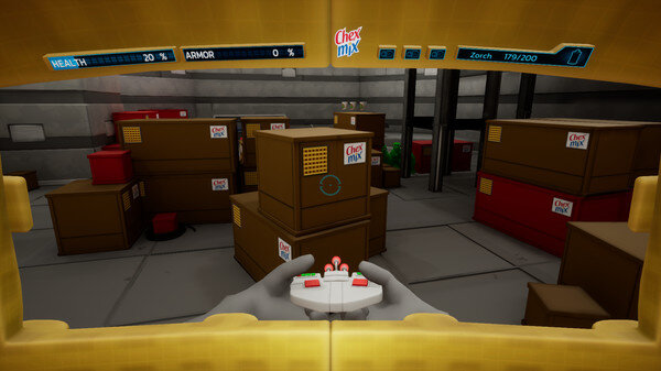 Chex Quest gets HD remake