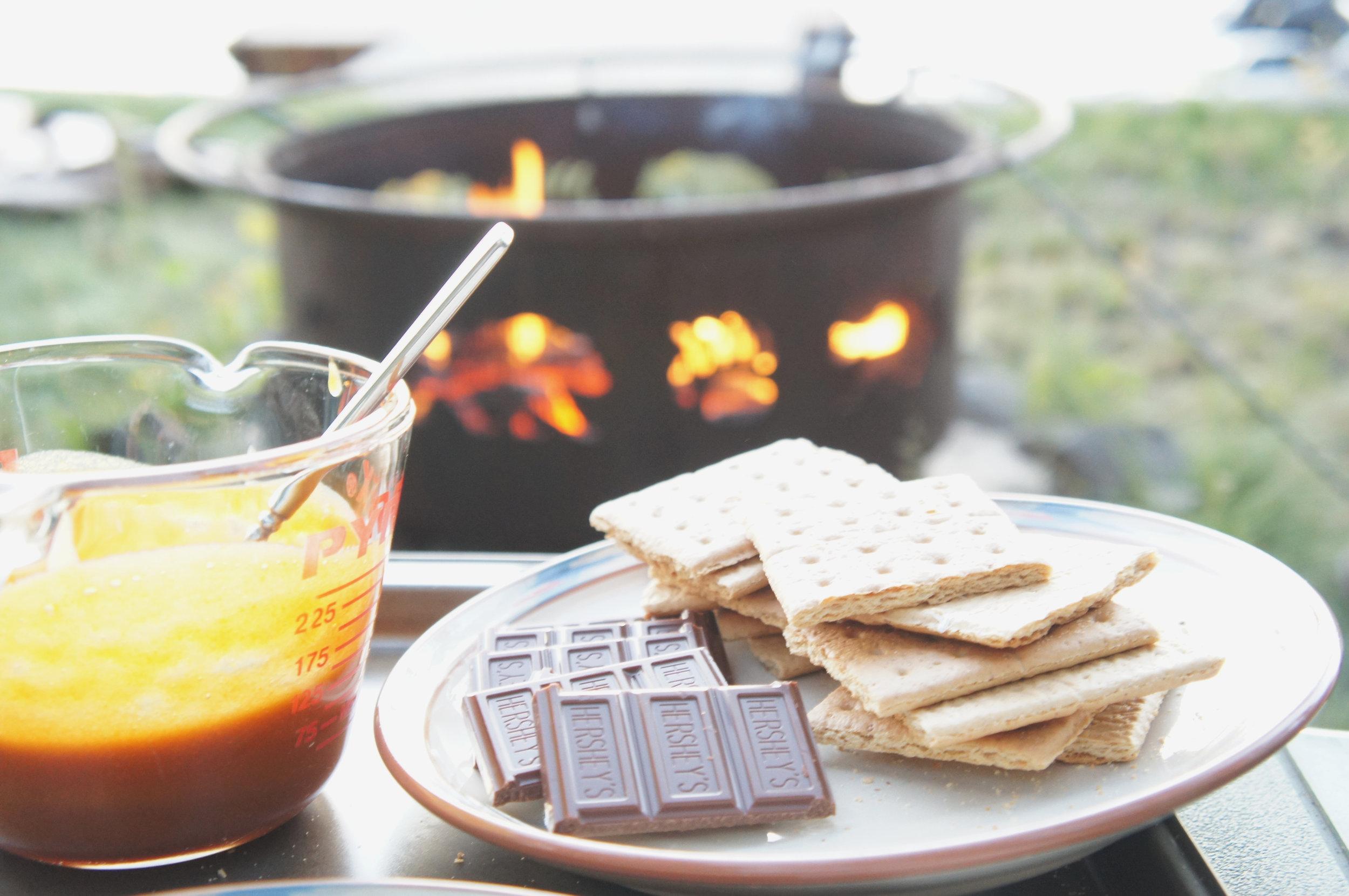 Salted Caramel Smore