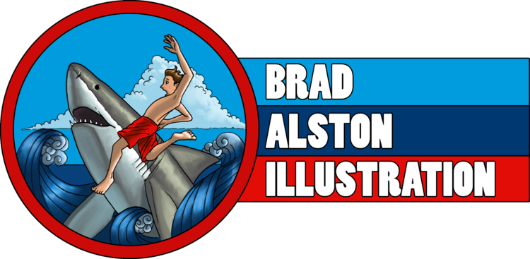 Brad Alston Illustration