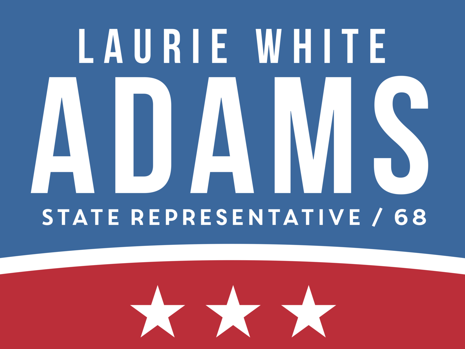 Laurie for District 68