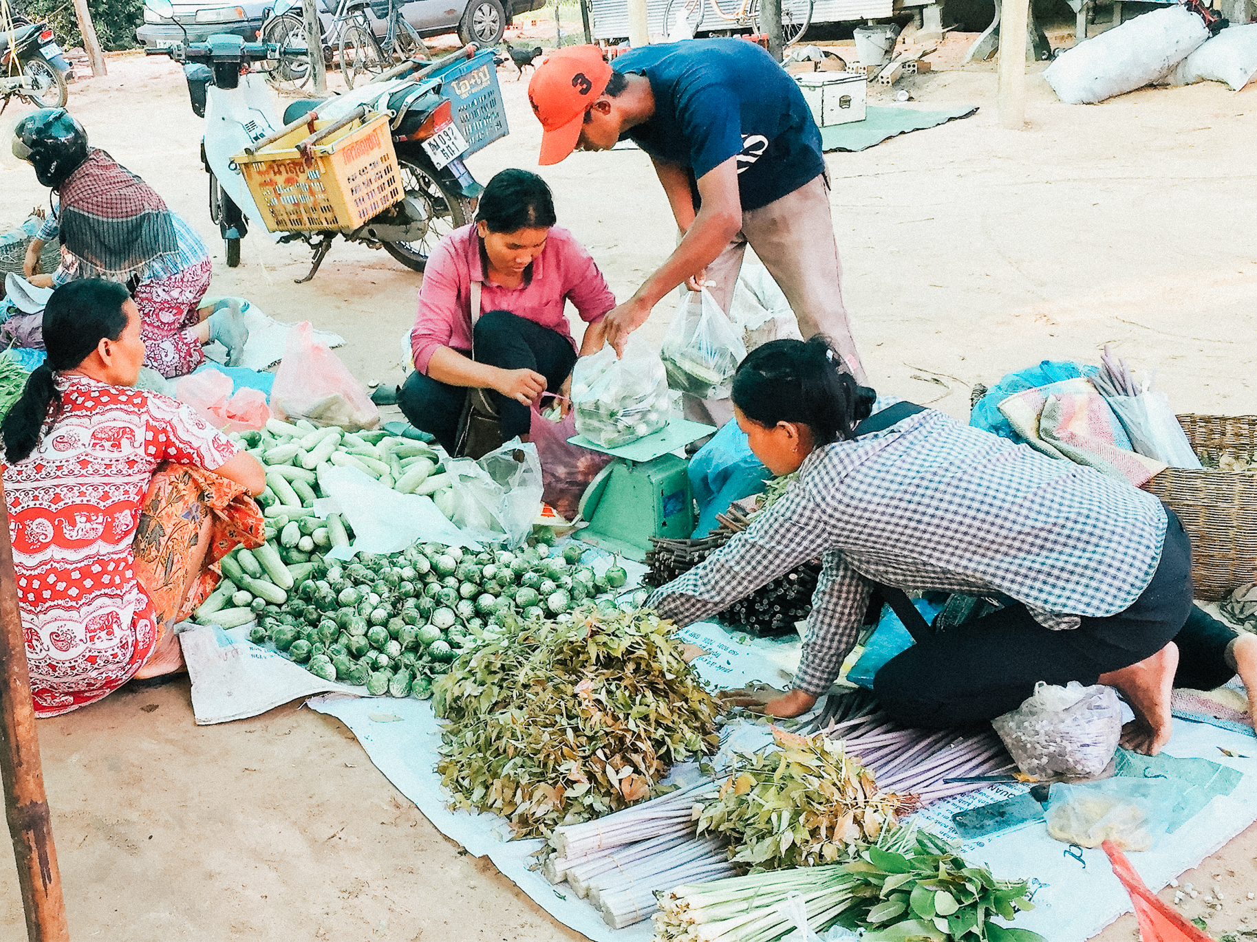 siem reap travel market