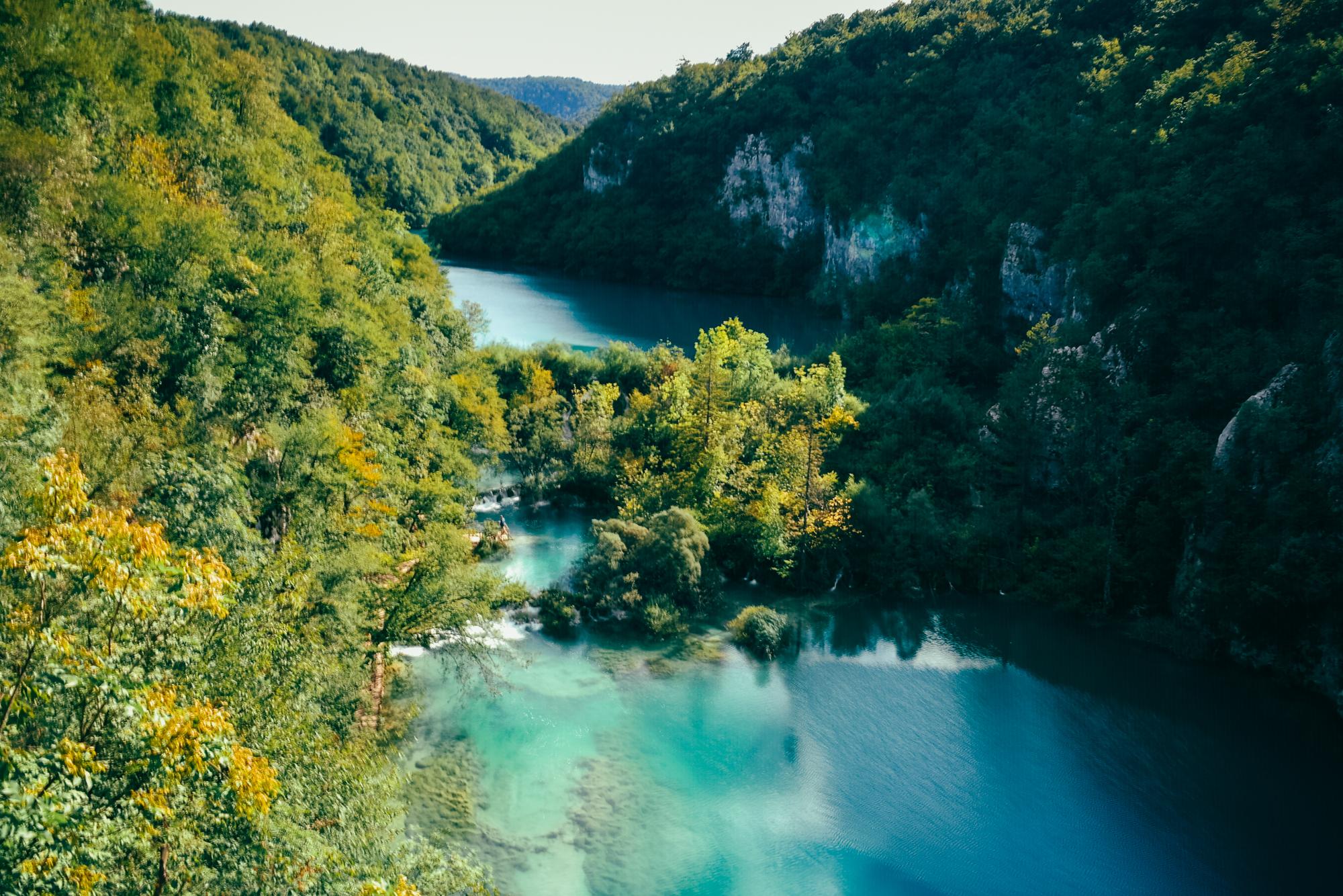 plitvice lakes photos