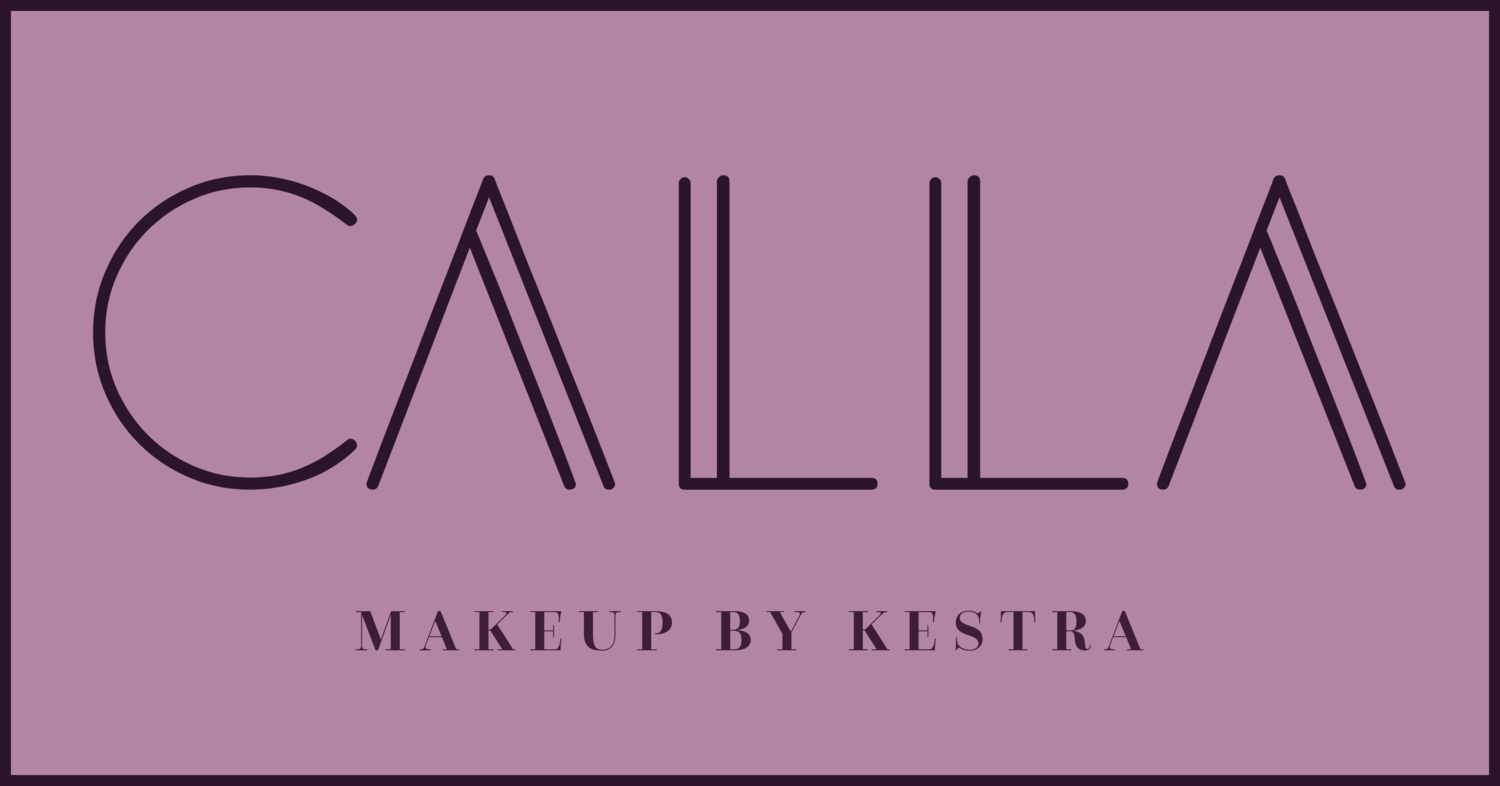 Calla Makeup by Kestra