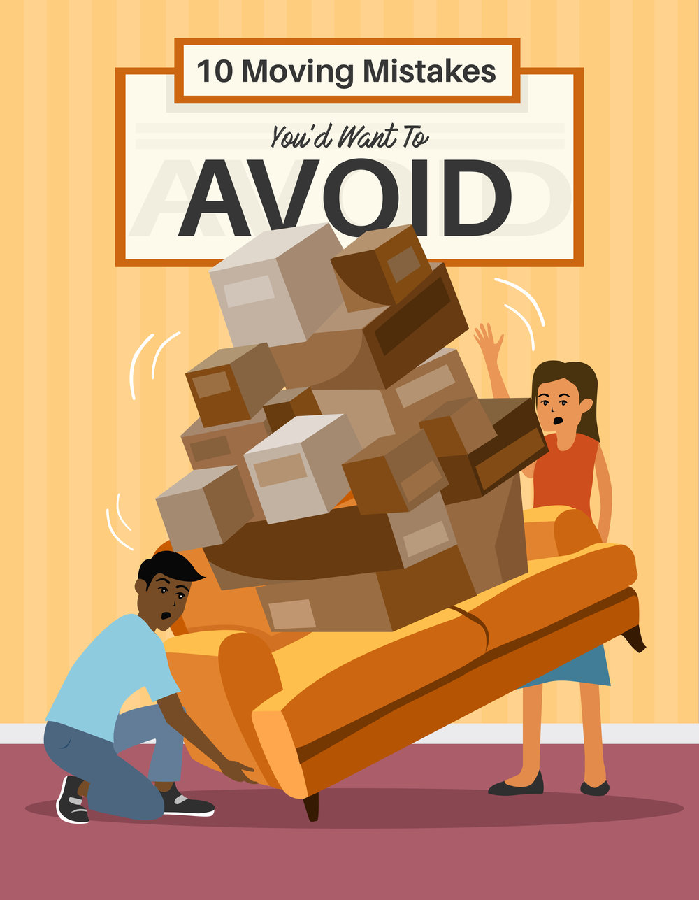 10 Moving Mistakes You'd Want To Avoid