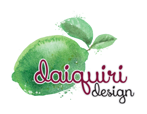 Daiquiri Design - Graphic Design.