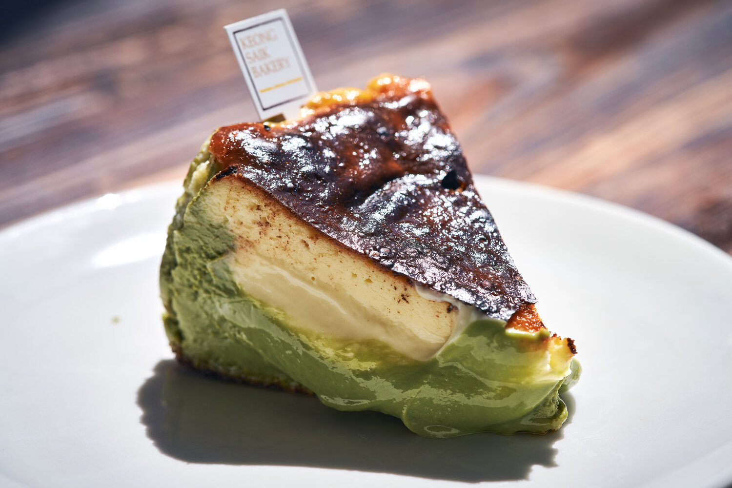 Keong Saik Bakery - One of the bakery in town that serves burnt cheesecake  — SHIRO ANG