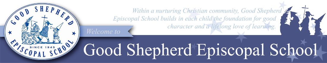 GOOD SHEPHERD EPISCOPAL SCHOOL