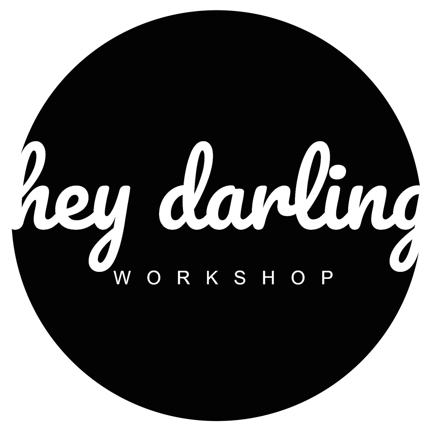 Hey Darling Workshop