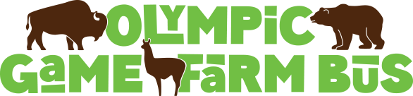 Olympic Game Farm Bus
