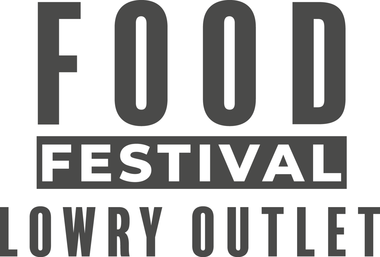 Food Festival - Lowry Outlet - Manchester