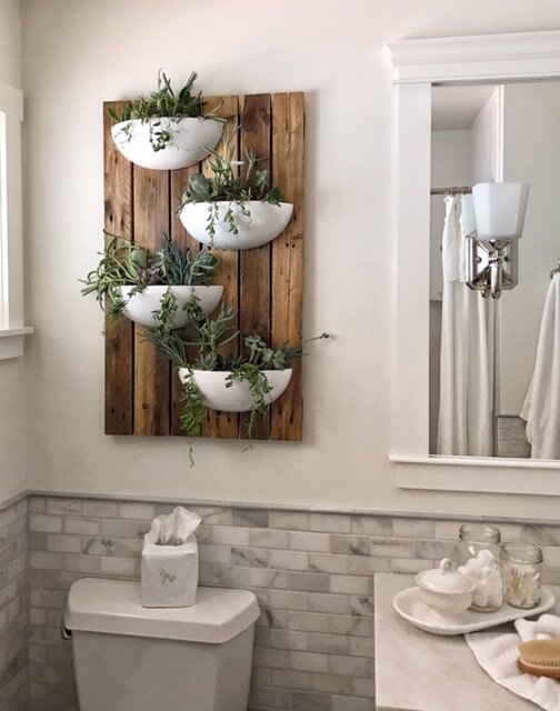 How To Make A Living Wall With Pallets Interior Redoux